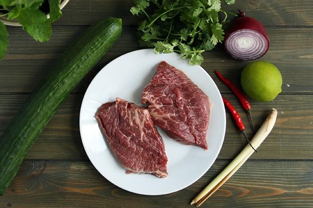 Thai Beef Salad   Real Food RN