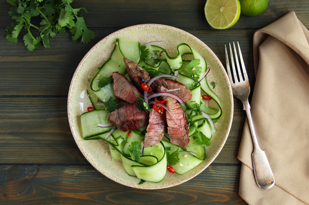 Thai Beef Salad | Real Food RN