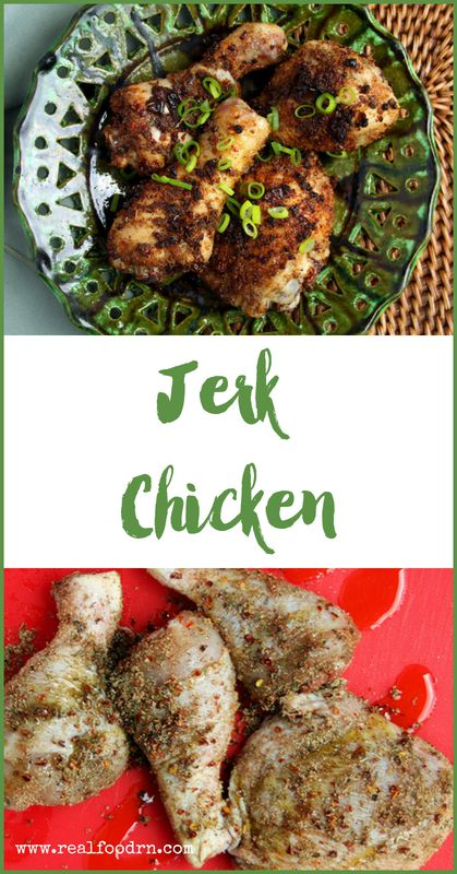 Jerk Chicken Recipe | Real Food RN