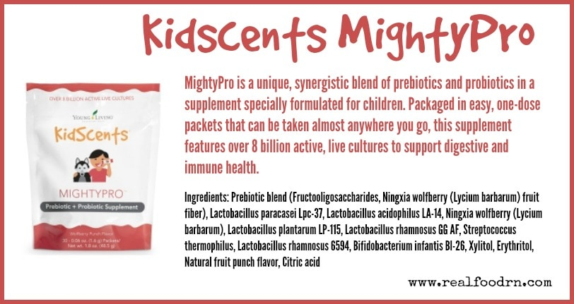 KidScents MightyPro | Real Food RN