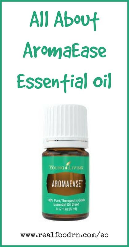 AromaEase Essential Oil | Real Food RN