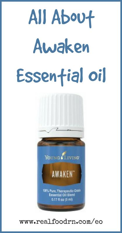 Awaken Essential Oil | Real Food RN