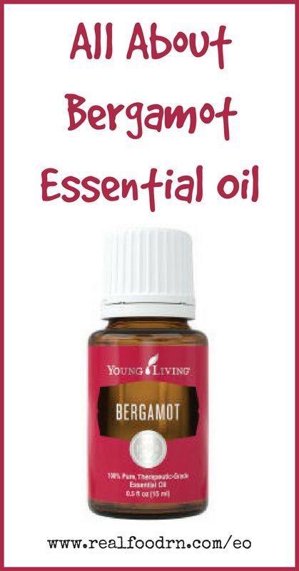 Bergamot Essential Oil | Real Food RN