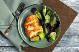 Gluten-Free Breaded Fish | Real Food RN