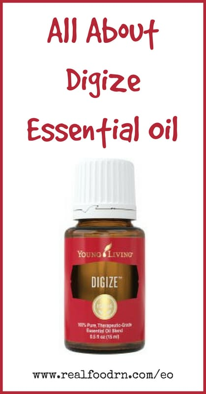 Digize Essential Oil | Real Food RN