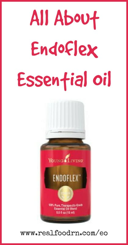 Endoflex Essential Oil | Real Food RN
