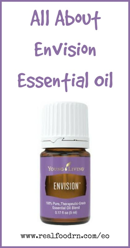 Envision Essential Oil | Real Food RN