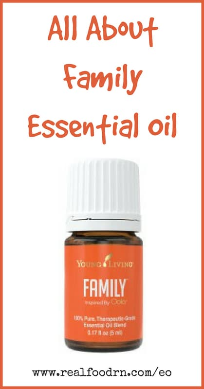 Family Essential Oil | Real Food RN