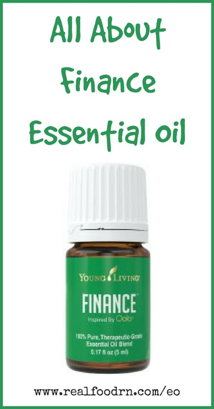 Finance Essential Oil | Real Food RN