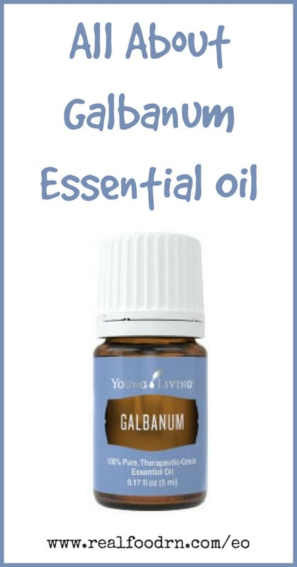 Galbanum Essential Oil | Real Food RN