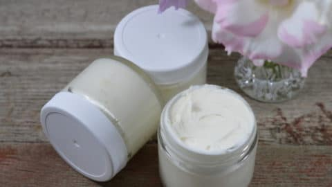 Homemade Cleopatra Face Cream Tallow Balm Recipe | Real Food RN