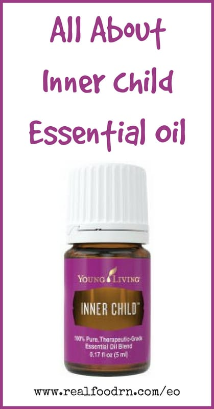 Inner Child Essential Oil | Real Food RN