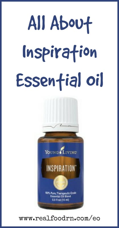 Inspiration Essential Oil | Real Food RN