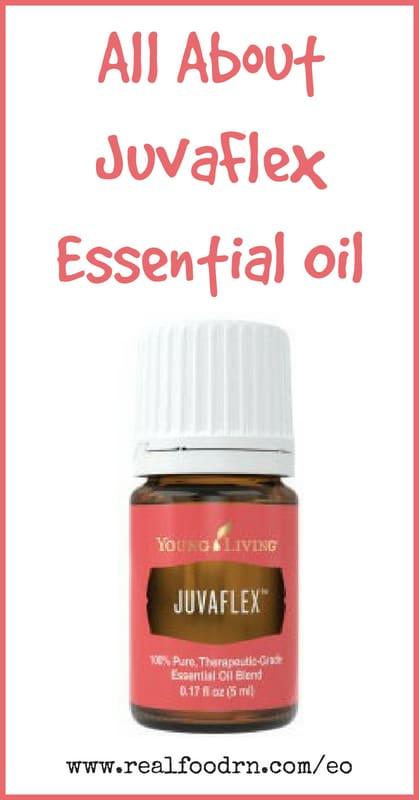 Juvaflex Essential Oil | Real Food RN