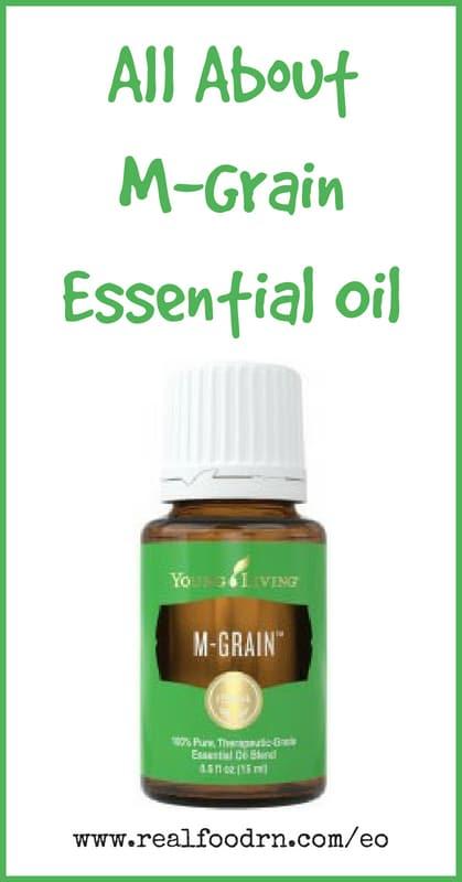 M-Grain Essential Oil | Real Food RN