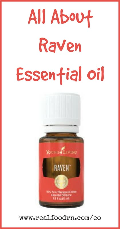 Raven Essential Oil | Real Food RN