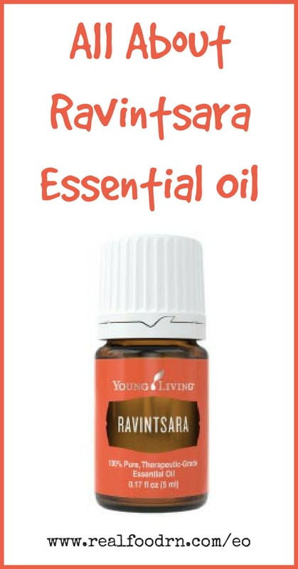 Ravintsara Essential Oil   Real Food RN