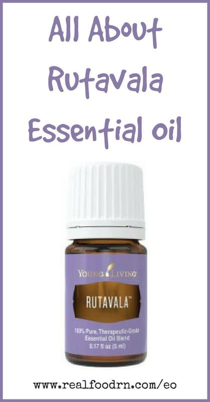 Rutavala Essential Oil | Real Food RN