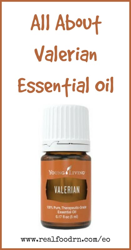 Valerian Essential Oil | Real Food RN
