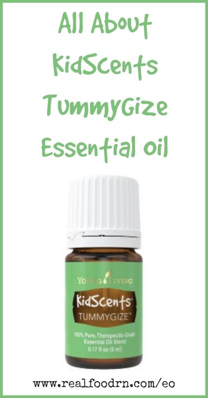 KidScents TummyGize Essential Oil | Real Food RN