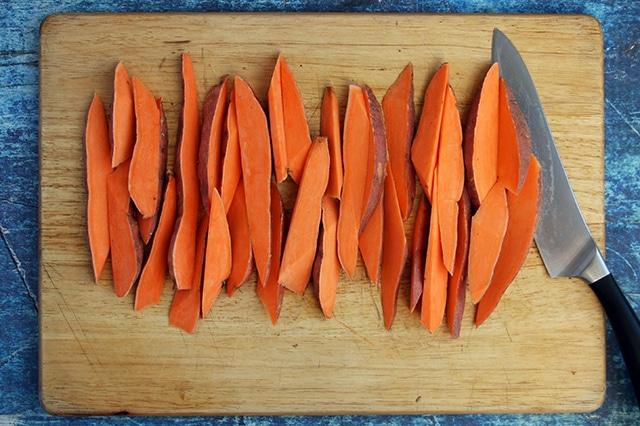 Crispy Sweet Potato Fries | Real Food RN
