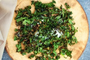 Nacho Kale Crisps | Real Food RN