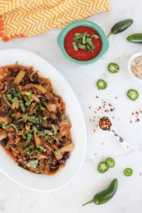 Slow Cooker Meatza-Mess from Real Food Slow Cooker Recipes   Real Food RN