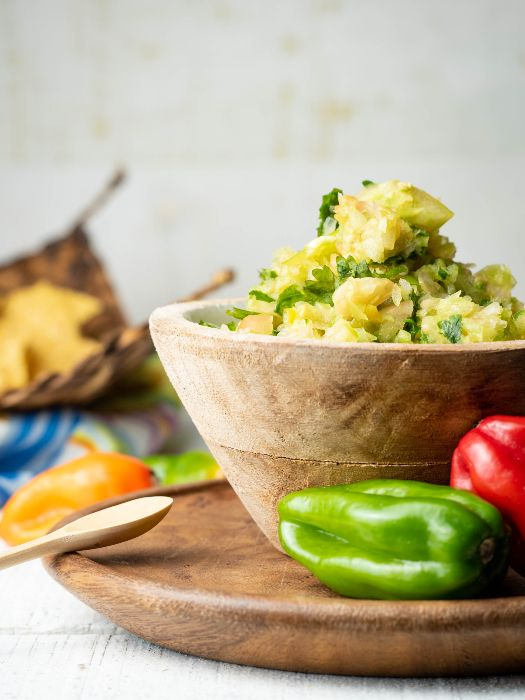 The Best Tomatillo Salsa Verde Recipe | Real Food RN