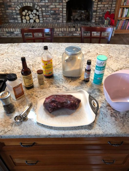 Delicious and Easy Homemade Venison Jerky   Real Food RN