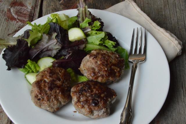 The Best Venison Burger Recipe