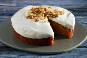 Low Carb Carrot Cake | Real Food RN