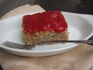 Grain Free Meatloaf | Real Food RN
