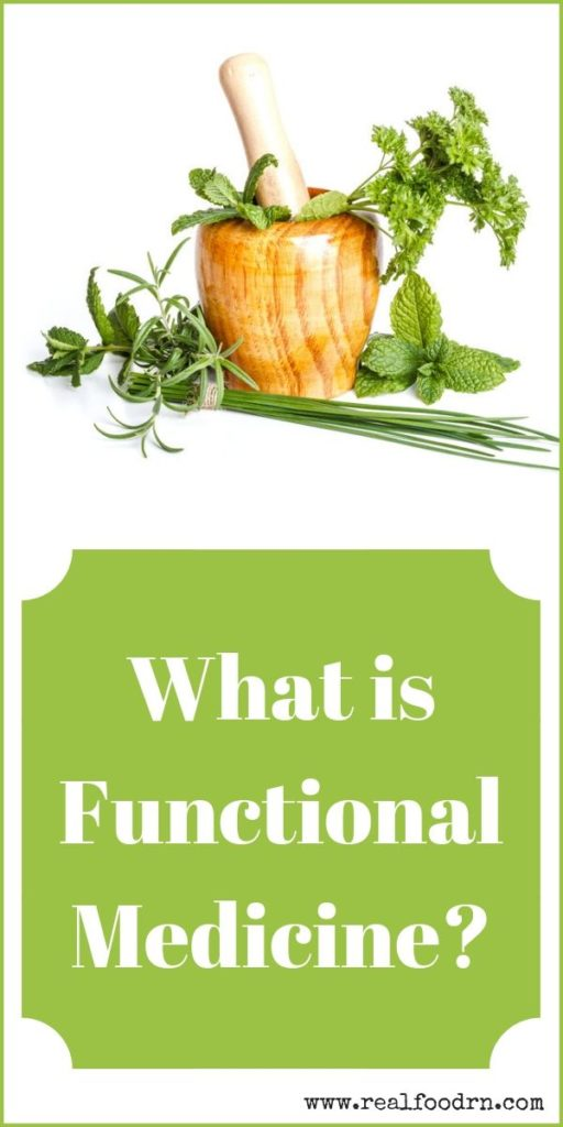 What is Functional Medicine? | Real Food RN