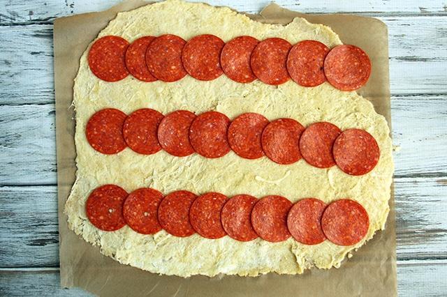 Grain-Free Pizza Roll-Ups | Real Food RN