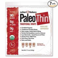 Julian Bakery : Paleo Wraps