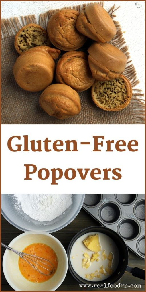 Gluten-Free Popovers | Real Food RN