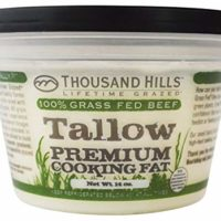 Grass-fed Beef Tallow
