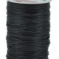 Waxed Cotton Cord Rope