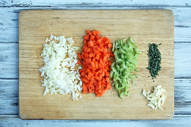 Gluten-Free Creamy Chicken & Wild Rice Soup | Real Food RN