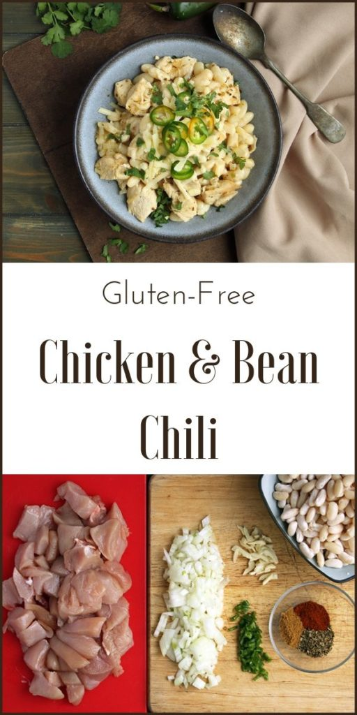 Gluten-Free Chicken & Bean Chili | Real Food RN