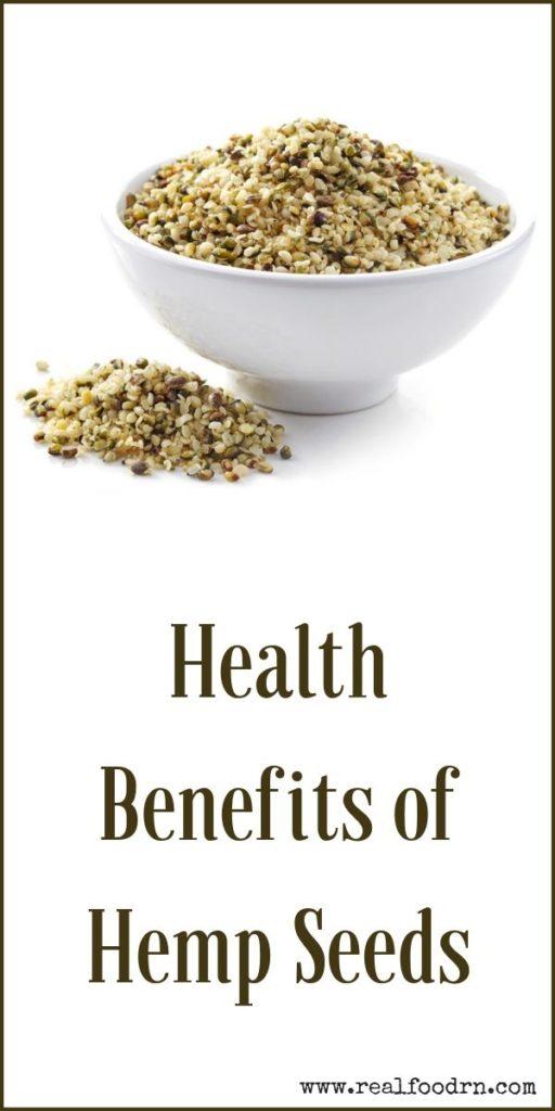 Health Benefits of Hemp Seeds | Real Food RN