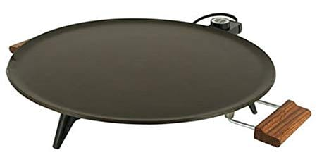 Electric Round Griddle