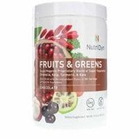 Fruits and Greens Powder