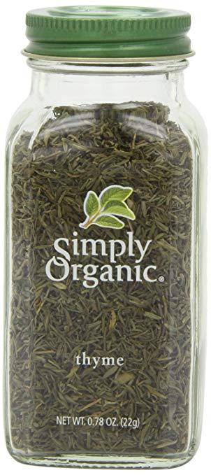 Organic Thyme Leaf