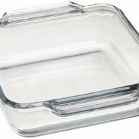 8x8 Glass Baking Dish