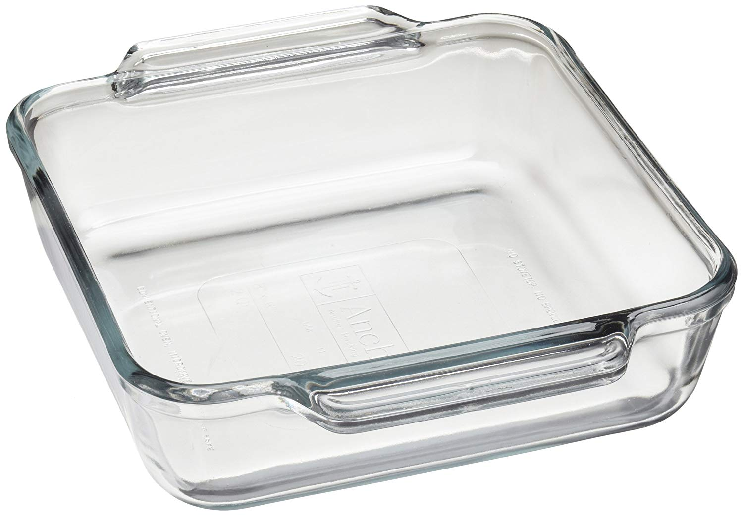 8x8 Glass Baking Dish