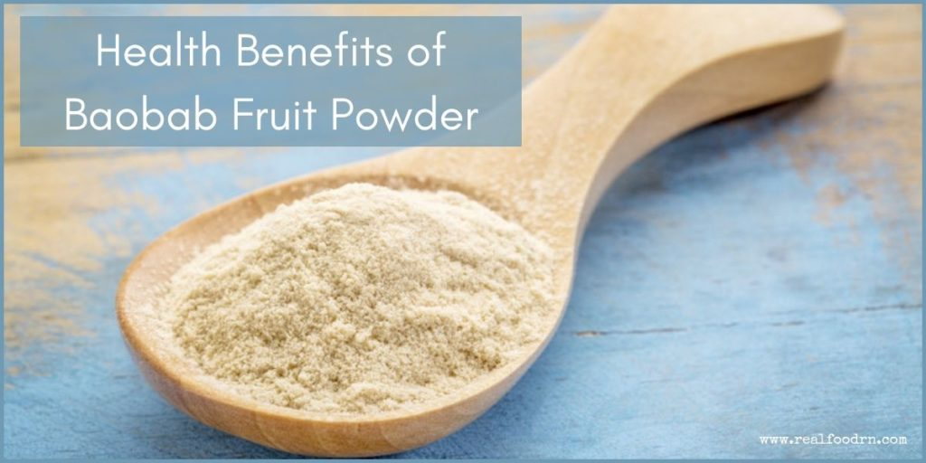 Health Benefits of Baobab Fruit Powder | Real Food RN
