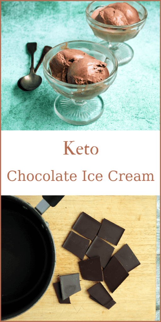 Keto Chocolate Ice Cream | Real Food RN