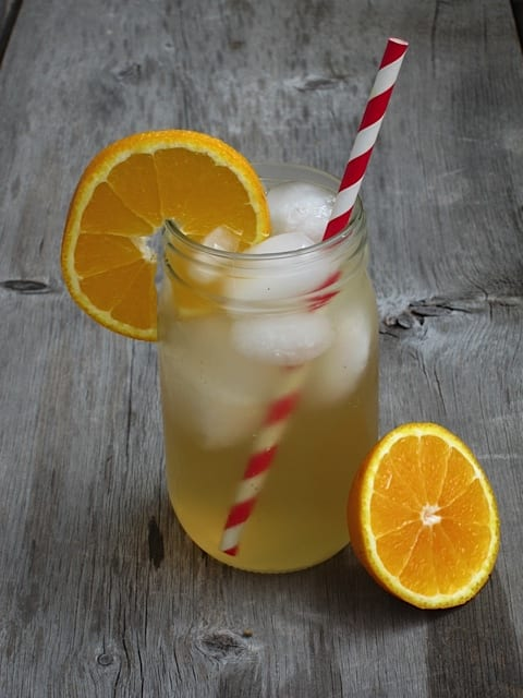 Healthy Probiotic Orange Crush | Real Food RN