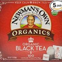 Newman's Organic Black Tea